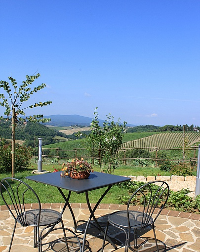 Le Redi - Siena holiday villa in the heart of Chianti Classico